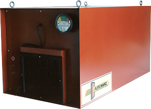 Airomax MAX 251 Ambient Air Cleaner
